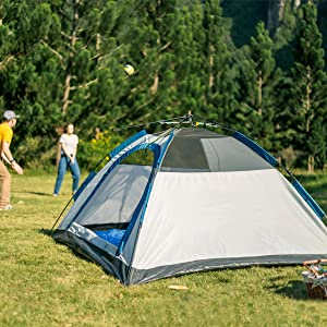 A9 QUICK UP Camping Tent
