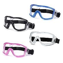 Safety glasses for kids Children's Goggles Kid's Goggles Safety goggles for children