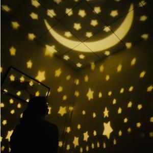 stars sky projection