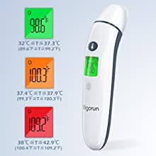 infant thermometer