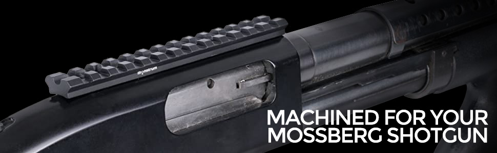 Monstrum Mossberg Shotgun