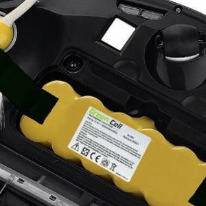 3Ah 4.8V Ni-MH pile GC/® ABS-K55 BF9900 Bater/ía para Karcher K50 K85 1.258-101.0 1.258-901.0 1.258-905.0 de Aspirado