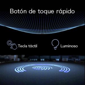 16GB Reproductor MP3 Bluetooth 4.2 SUPEREYE con Pantalla TFT de ...