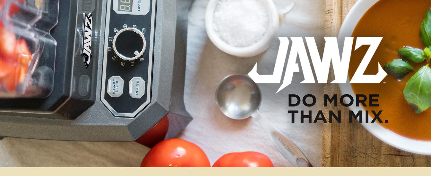 JAWZ - Do more than mix