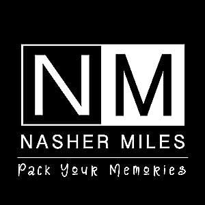Nasher Miles logo