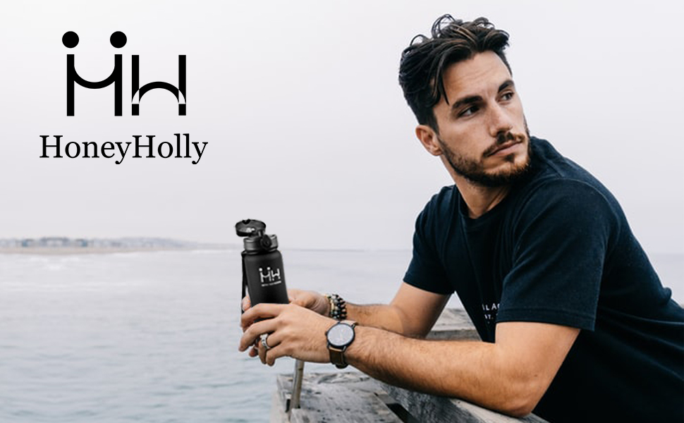 honeyholly water bottle