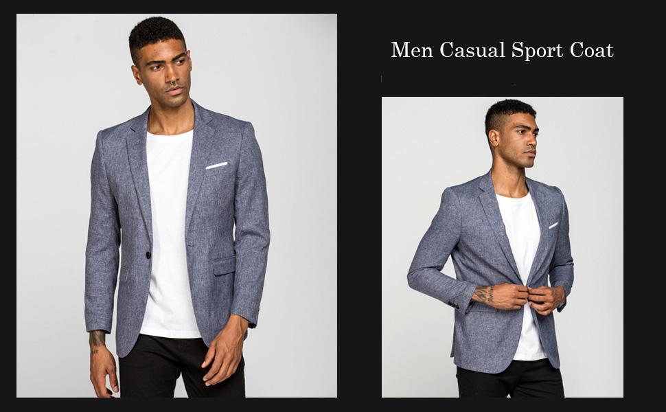 Men's Casual Sports Coats