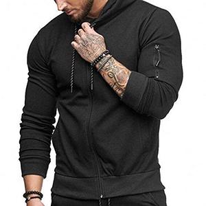 black hoodies jacket