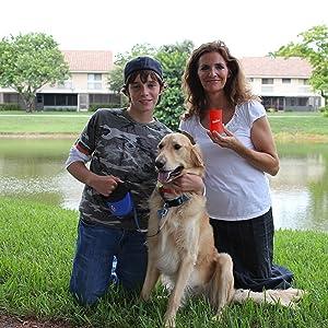ShakeTrainer, Dog training, Dog obedience, Family