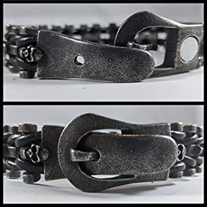 Secure-lock Magnetic Buckle Clasp