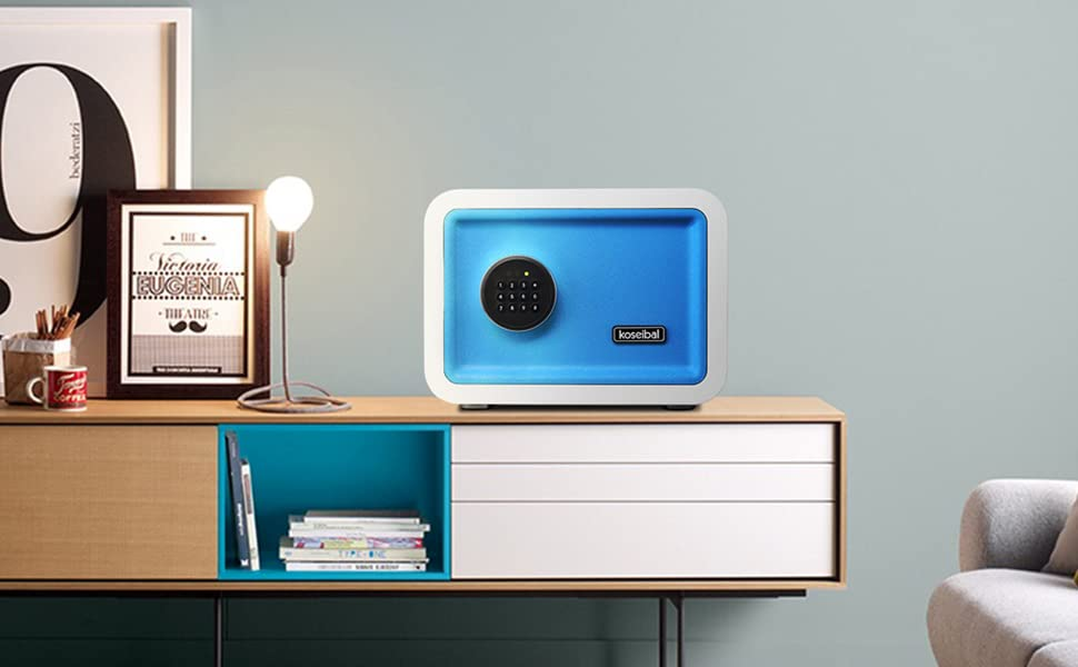 Koseibal Safe Box for Home and Office