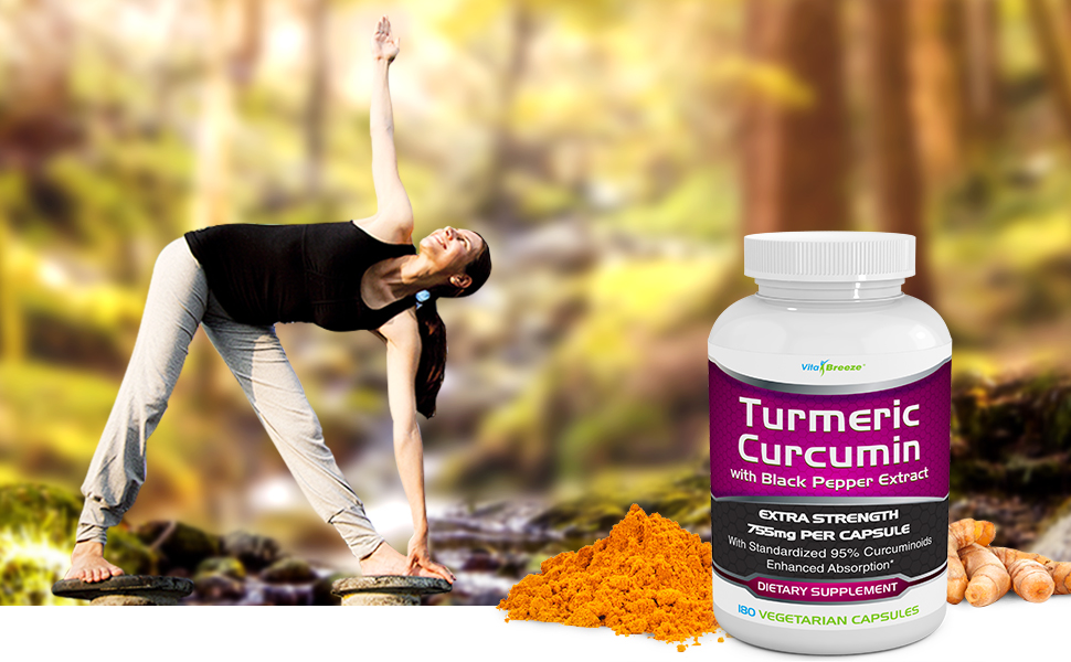 vitabreeze turmeric curcumin