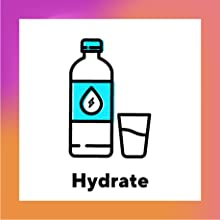 Replenish your body's electrolyte and hydration needs naturally.