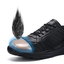 steel toe cap