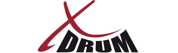 XDrum logo