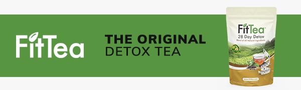 FitTea - The Original Detox Tea