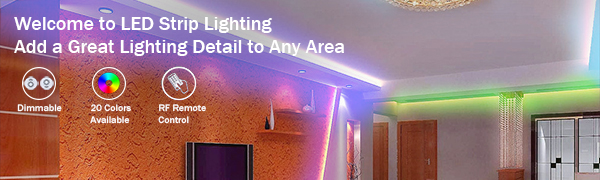 Welcome to LED Strip Lighting