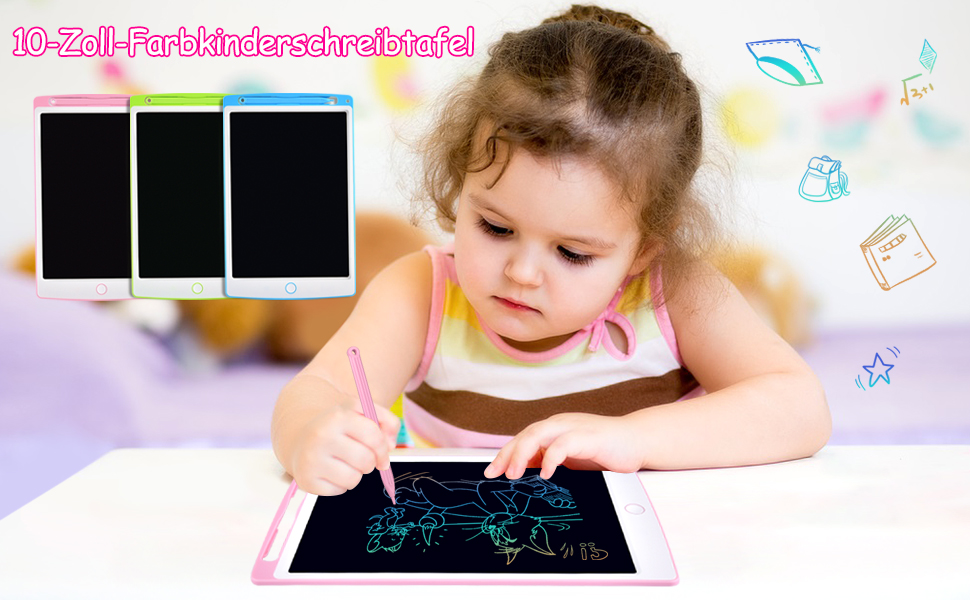 10 zoll lcd writing tablet