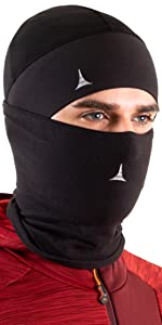 blaclava face mask cloth mash neck gaiter
