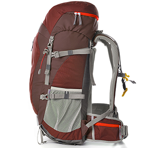compartment design for hydration bladder for hiking travelling camping and other outdoor sports