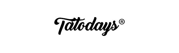 tatodays tattoos temporary tatoo