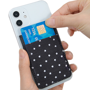 cell phone card holder credit card holder for cell phone iphone wallet stick on stick on wallet