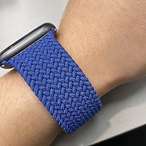 braided solo loop