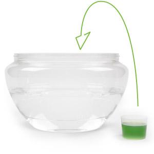 winwinClean Air Blow, Flüssigkeitsbehälter, Fresh Air, Luftreiniger