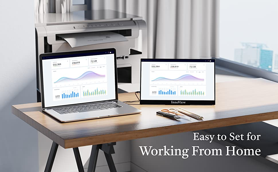laptop monitor portable monitor hdmi second screen portable monitor for laptop second monitor usb
