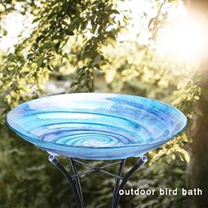 birdbath for the garden