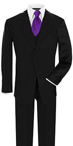 Formal, suit, boys, kids unisex, tuxedo, black, wedding, black tie, pictures, suits, boys