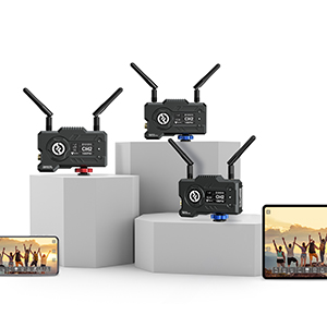 Multiple Monitoring Options