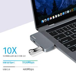 macbook usb adapter