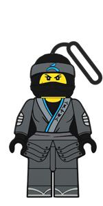 LEGO Ninjago Movie Nya Luggage Bag Tag