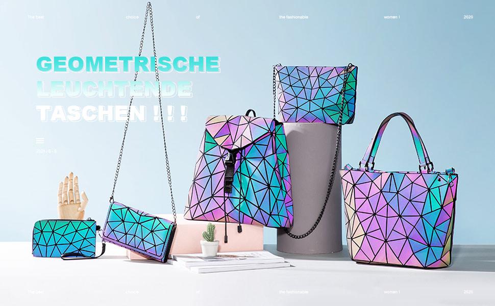 Damenhandtaschen Set