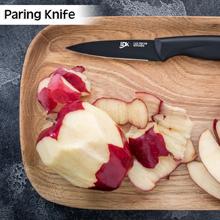 pairing knife set kitchen items, chefs choice knife sharpener