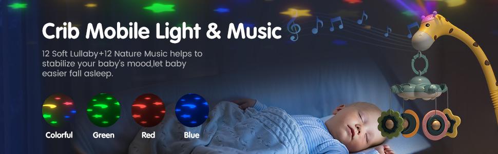 musique pour lit bebe