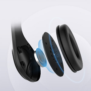stereo sound headset
