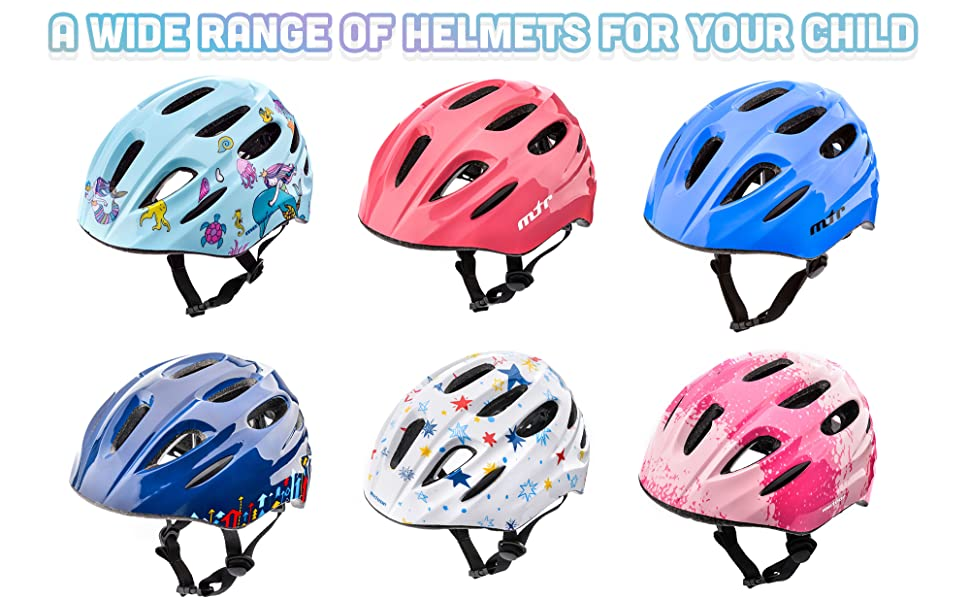 meteor Helmet for Baby Kids Toddler Childrens Boys Cycle Safety Crash Helmet Small Sizes for Child MTB Bike Bicycle Skateboard Scooter Hoverboard Riding Lightweight Adjustable Breathable KS01