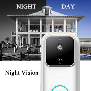 video doorbell wireless wifi