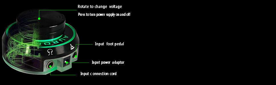 Aurora power supply