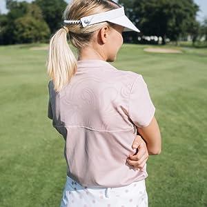 Women Golf Polo