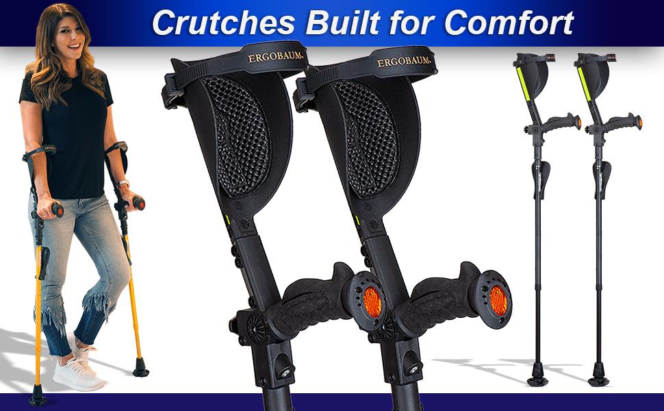Ergobaum, Crutches, Forearm,