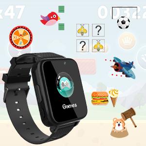 Smartwatch met spel.