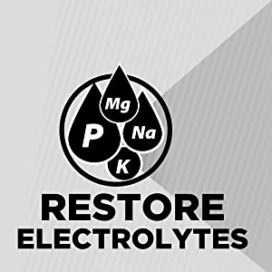 Restore Electrolytes