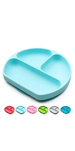 toddler plates baby bowls dishes suction silicone for kids with food babies mat toddlers stick table