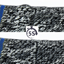 Moisture-Wicking material; Air-flow channel sweat-wicking; Mesh Cooling & Ventilation Panels