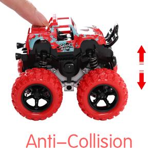 non toxic monster truck set for kids