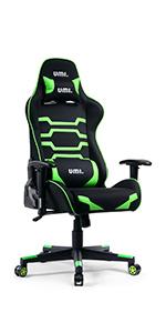 Gaming Mit Stuhl Bürostuhl Schreibtischstuhl Armlehne Gamer Umi qSzMVpGU