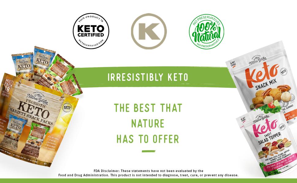Keto, Variety Pack, Keto Snack Mix, Salad Topper, Keto Snack Mix, Choconut, Cheeseballs, Snacks